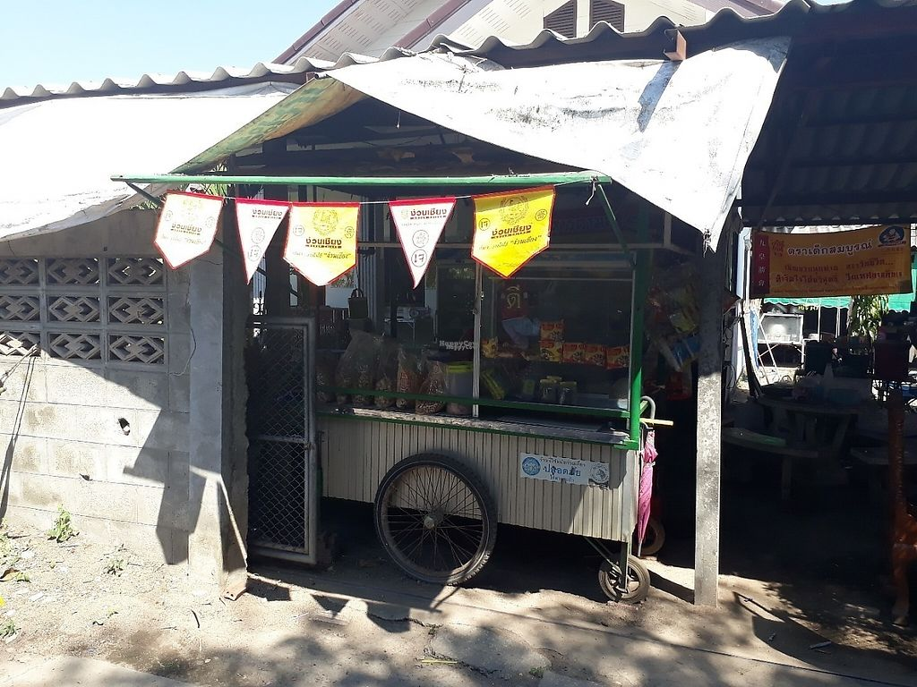 """Photo of Vegetarian Food  by <a href=""""/members/profile/LilacHippy"""">LilacHippy</a> <br/>The shop looks like this from the outside <br/> February 27, 2017  - <a href='/contact/abuse/image/87757/230898'>Report</a>"""