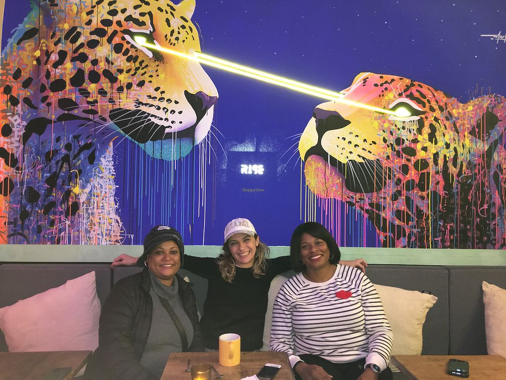 """Photo of Wynwood  by <a href=""""/members/profile/SPrice007"""">SPrice007</a> <br/>Us with the Chef <br/> January 2, 2018  - <a href='/contact/abuse/image/87760/341904'>Report</a>"""