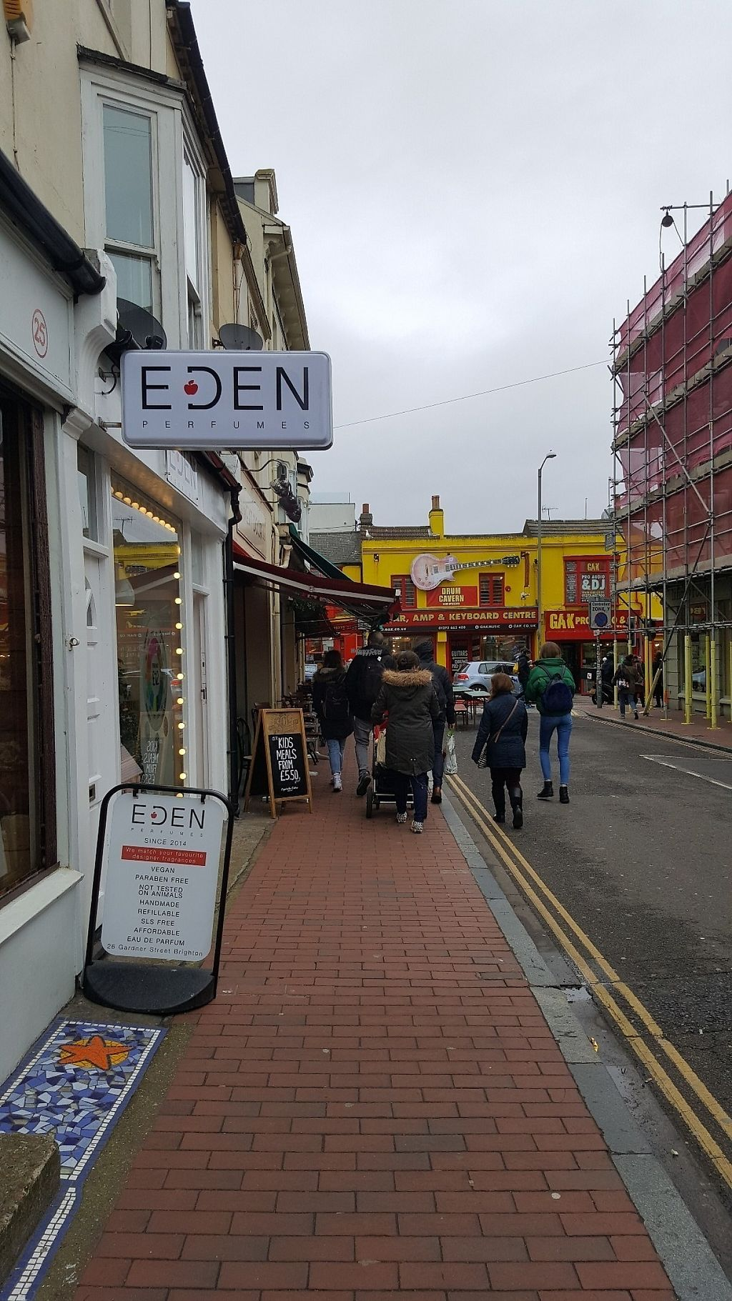 """Photo of Eden Perfumes - The Lanes  by <a href=""""/members/profile/Clare"""">Clare</a> <br/>Store front <br/> February 26, 2017  - <a href='/contact/abuse/image/87779/230816'>Report</a>"""
