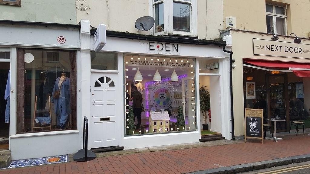 """Photo of Eden Perfumes - The Lanes  by <a href=""""/members/profile/Clare"""">Clare</a> <br/>Store front <br/> February 26, 2017  - <a href='/contact/abuse/image/87779/230817'>Report</a>"""