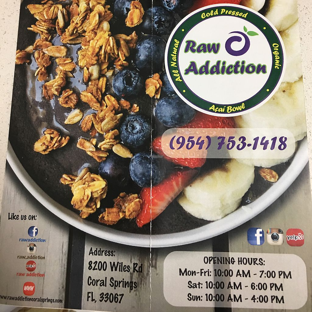 "Photo of Raw Addiction   by <a href=""/members/profile/ShaunaEsq"">ShaunaEsq</a> <br/>Menu <br/> February 27, 2017  - <a href='/contact/abuse/image/87821/231094'>Report</a>"