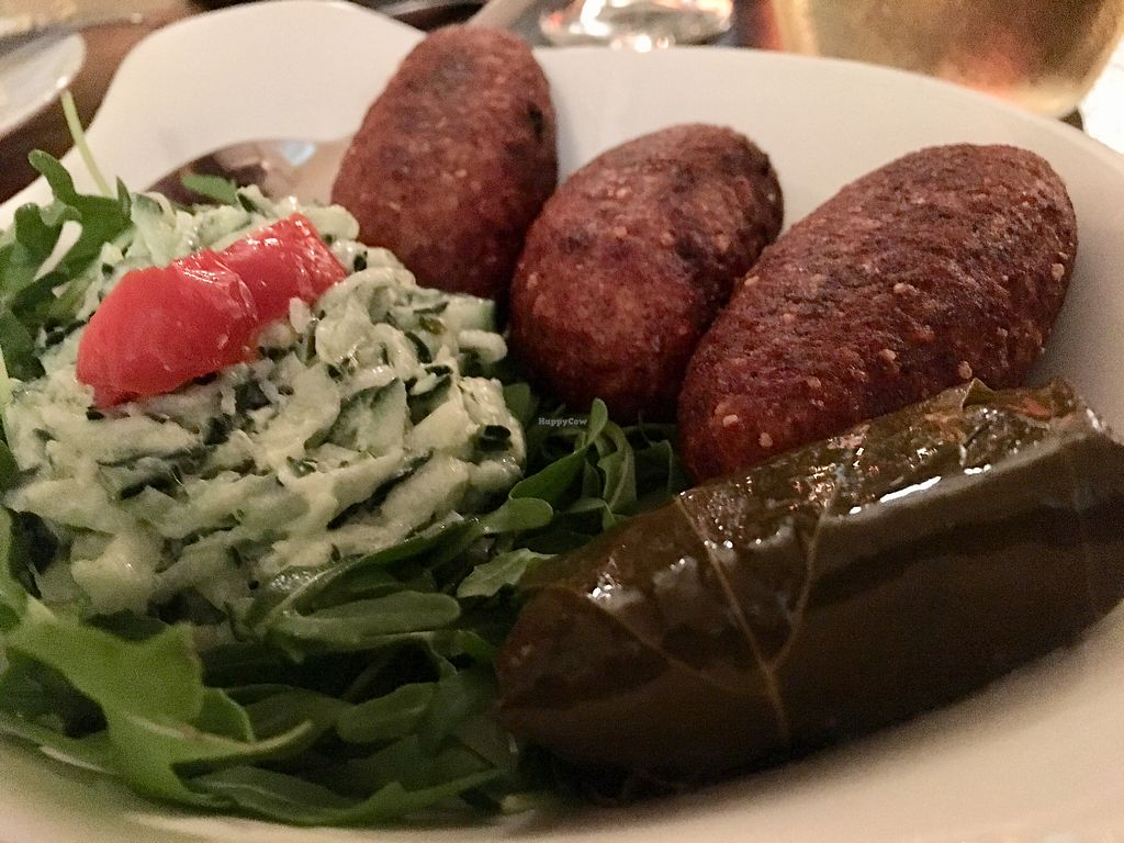 """Photo of As 7 Maravilhas  by <a href=""""/members/profile/hack_man"""">hack_man</a> <br/>Potato Kibbeh <br/> April 10, 2018  - <a href='/contact/abuse/image/87825/383559'>Report</a>"""