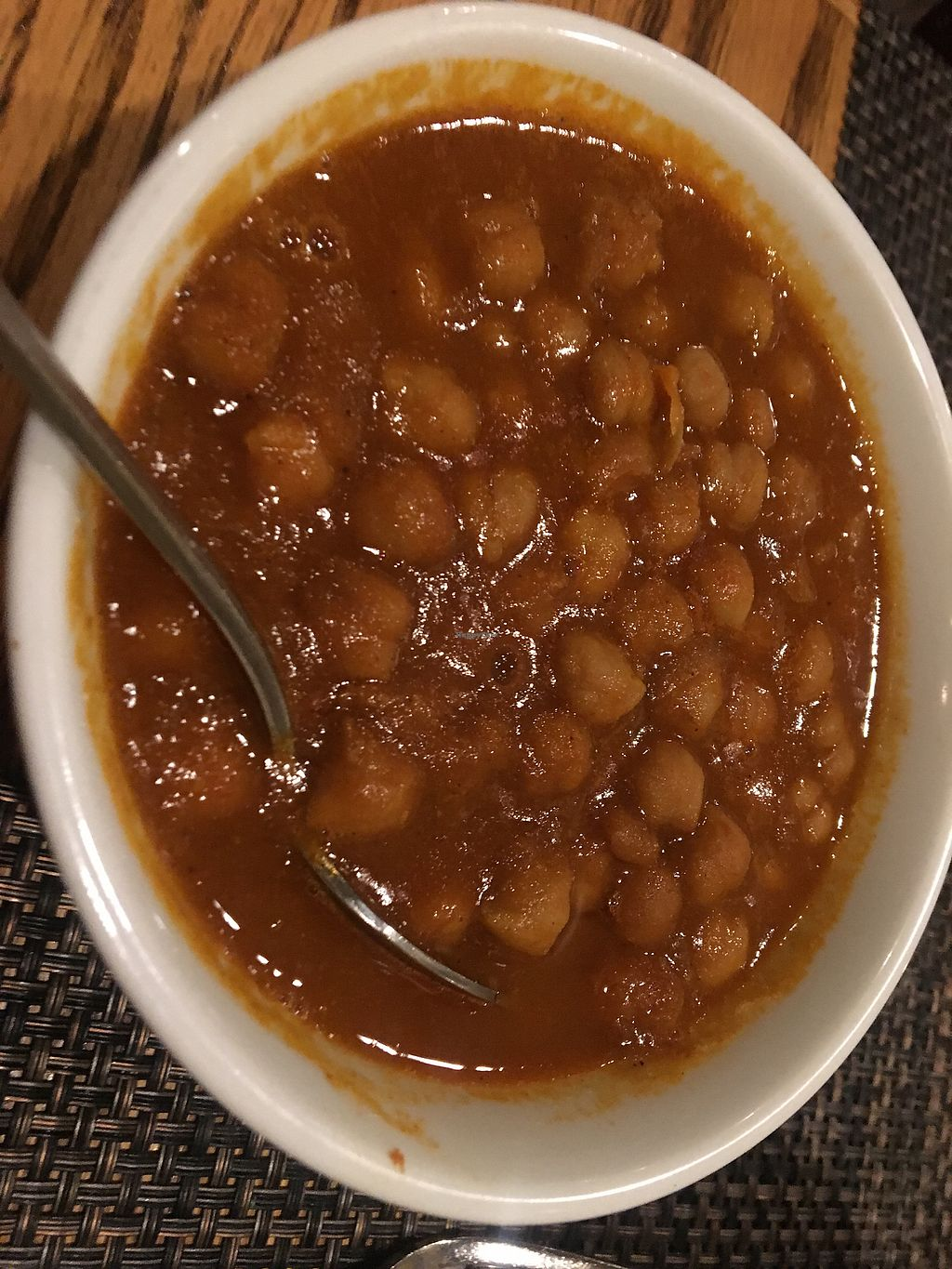 "Photo of Chutney Masala  by <a href=""/members/profile/LilMsVegan"">LilMsVegan</a> <br/>Chana Masala - my go to!!  <br/> December 1, 2017  - <a href='/contact/abuse/image/87826/331131'>Report</a>"