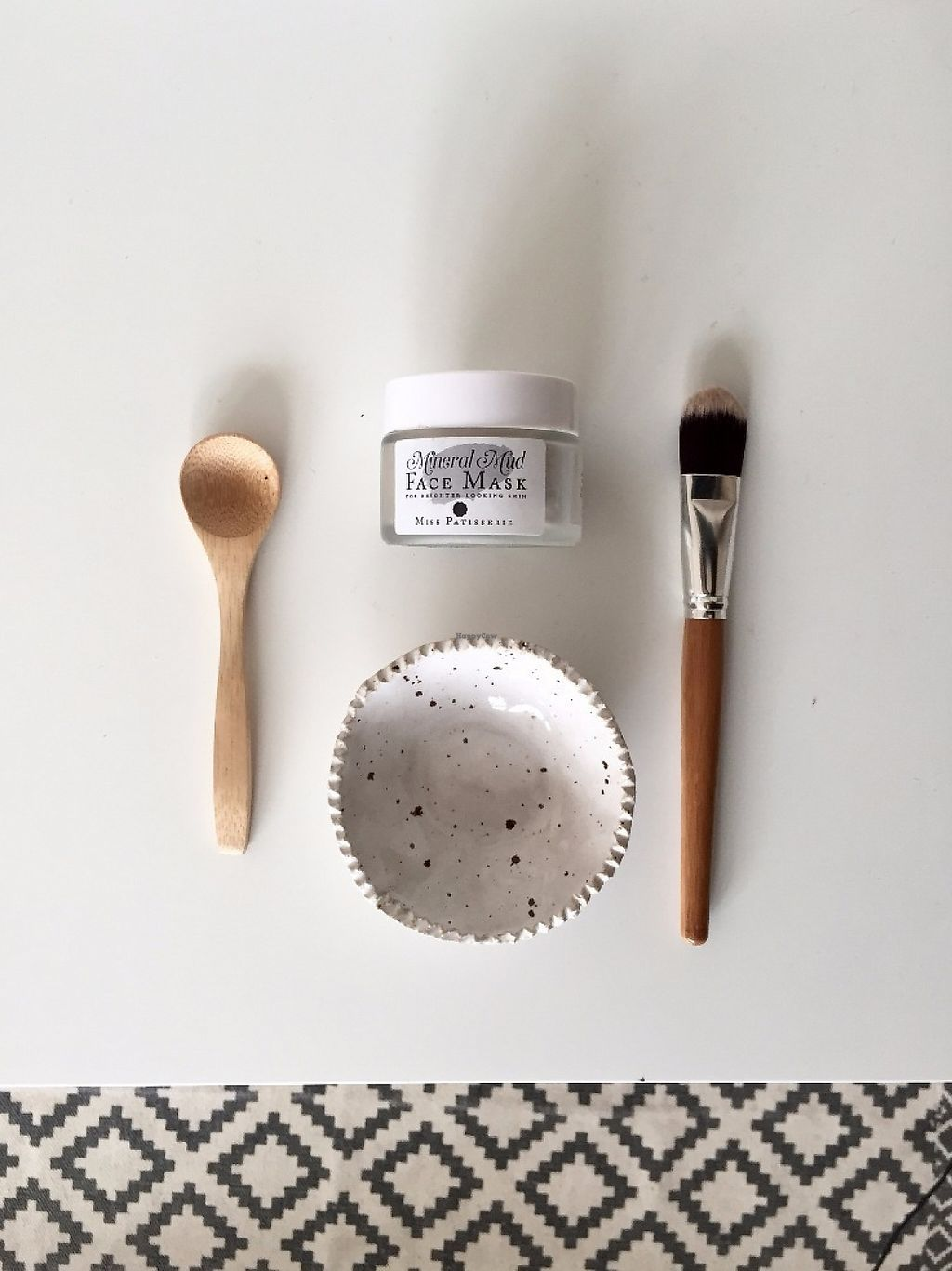 """Photo of Miss Patisserie  by <a href=""""/members/profile/T_Z"""">T_Z</a> <br/>A photo from the Miss Patisserie Instagram of their powdered face mask <br/> May 18, 2017  - <a href='/contact/abuse/image/87834/259866'>Report</a>"""