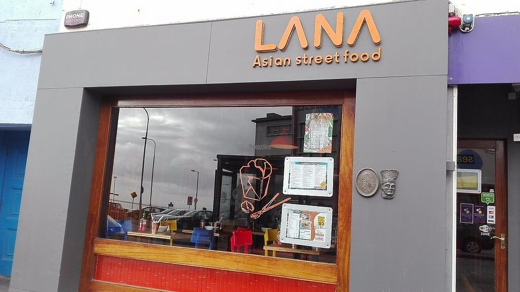 """Photo of Lana Asian Street Food  by <a href=""""/members/profile/Mathilde31"""">Mathilde31</a> <br/>Outside of the restaurant  <br/> March 13, 2017  - <a href='/contact/abuse/image/87837/235823'>Report</a>"""