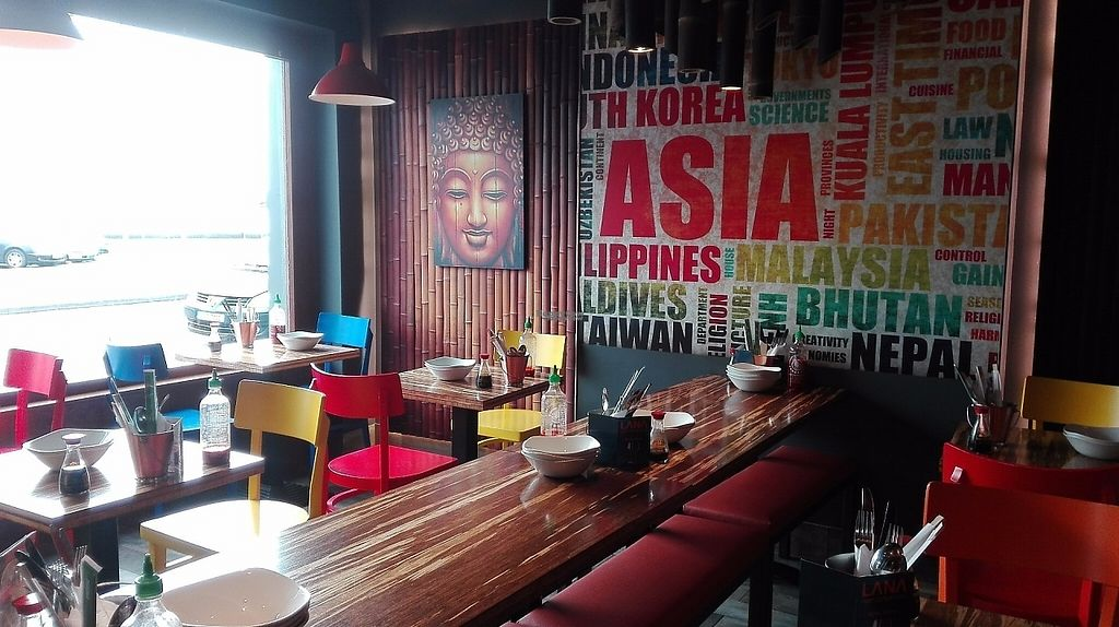 """Photo of Lana Asian Street Food  by <a href=""""/members/profile/Mathilde31"""">Mathilde31</a> <br/>Inside the restaurant  <br/> March 13, 2017  - <a href='/contact/abuse/image/87837/235825'>Report</a>"""