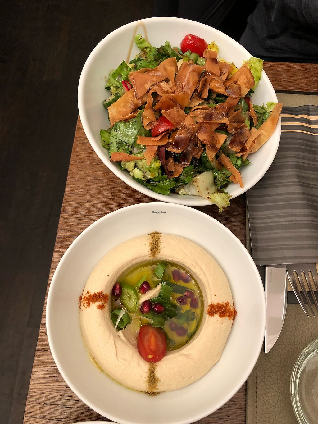 "Photo of Sir Hanry's  by <a href=""/members/profile/ThurmanMunson"">ThurmanMunson</a> <br/>Hummus and Fatoush <br/> April 2, 2018  - <a href='/contact/abuse/image/87840/379949'>Report</a>"