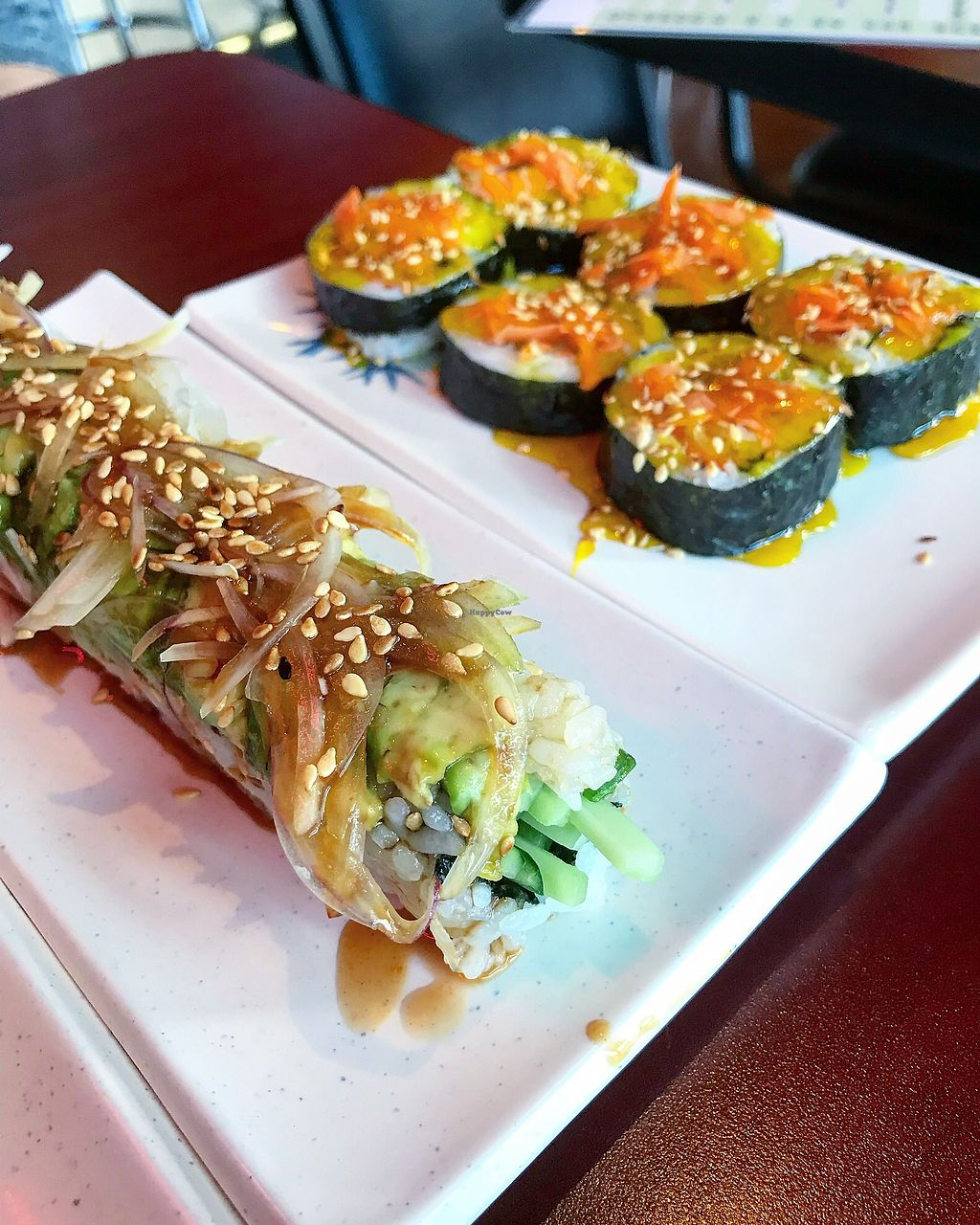 "Photo of Sushi Lover  by <a href=""/members/profile/MusicalVeggie"">MusicalVeggie</a> <br/>Clovis and lemon roll! <br/> February 19, 2018  - <a href='/contact/abuse/image/87860/361175'>Report</a>"