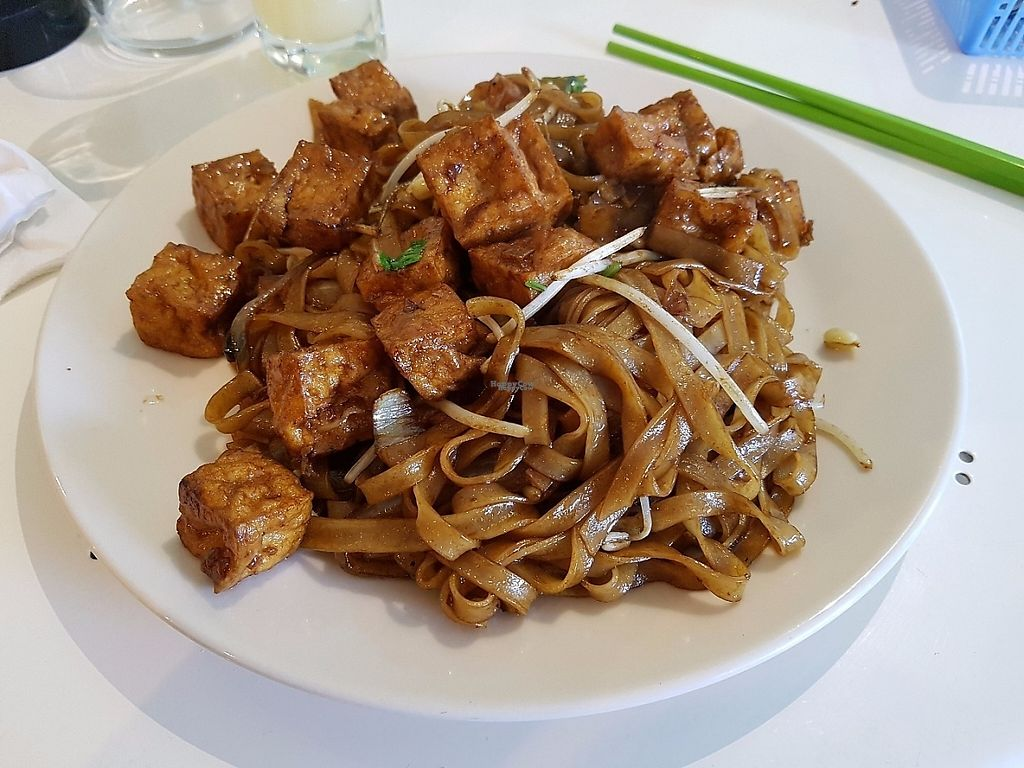 """Photo of Cuisine S  by <a href=""""/members/profile/JonJon"""">JonJon</a> <br/>Fried tofu and noodles <br/> February 28, 2017  - <a href='/contact/abuse/image/87870/231235'>Report</a>"""