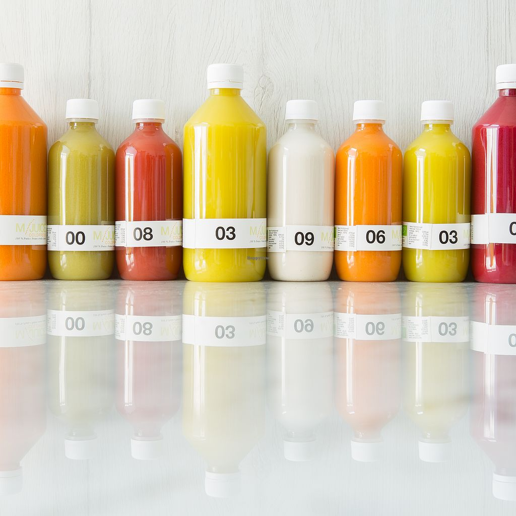 """Photo of Myjuice  by <a href=""""/members/profile/alexgio"""">alexgio</a> <br/>Coldpress raw juices !  <br/> January 29, 2018  - <a href='/contact/abuse/image/87902/352264'>Report</a>"""