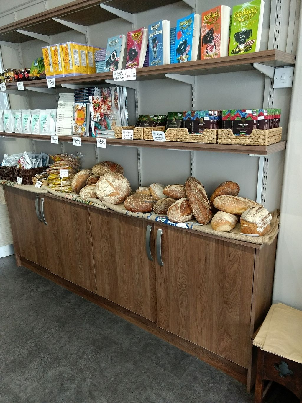 """Photo of The V & V Cafe  by <a href=""""/members/profile/craigmc"""">craigmc</a> <br/>breads <br/> August 5, 2017  - <a href='/contact/abuse/image/87908/289003'>Report</a>"""