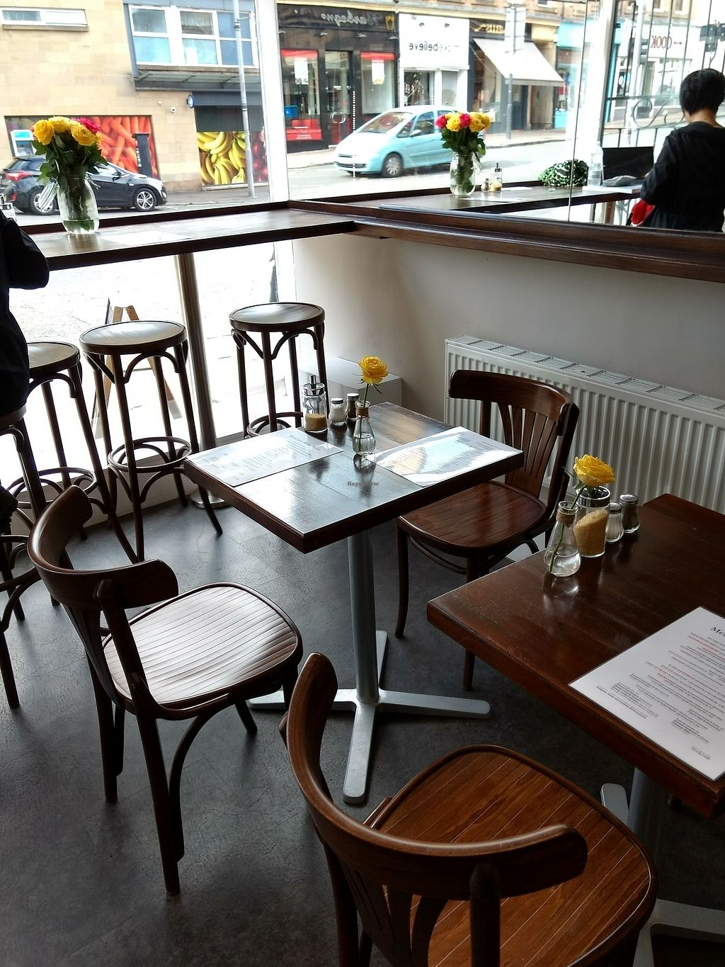 """Photo of The V & V Cafe  by <a href=""""/members/profile/craigmc"""">craigmc</a> <br/>seating <br/> August 5, 2017  - <a href='/contact/abuse/image/87908/289004'>Report</a>"""