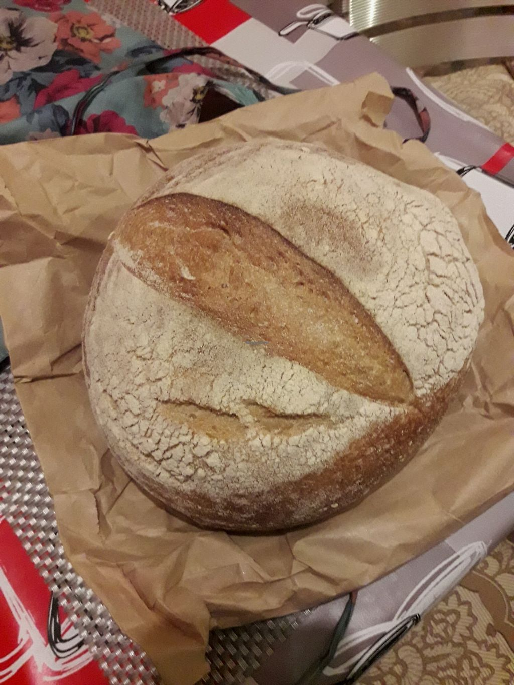 """Photo of The V & V Cafe  by <a href=""""/members/profile/Arta"""">Arta</a> <br/>sourdough from V&V <br/> February 26, 2018  - <a href='/contact/abuse/image/87908/364148'>Report</a>"""