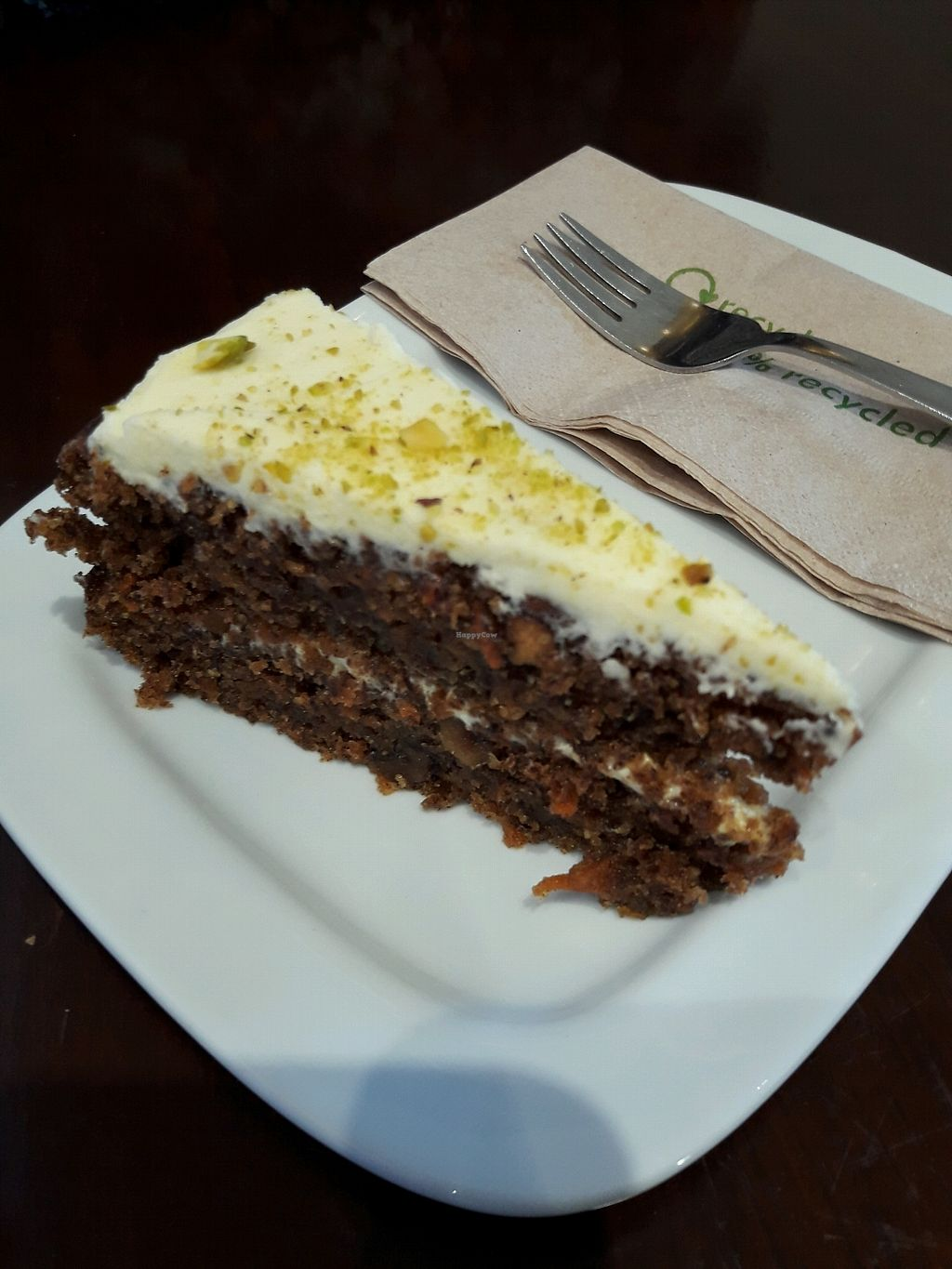 """Photo of The V & V Cafe  by <a href=""""/members/profile/Arta"""">Arta</a> <br/>some of the best carrot cake I've had  <br/> February 26, 2018  - <a href='/contact/abuse/image/87908/364150'>Report</a>"""