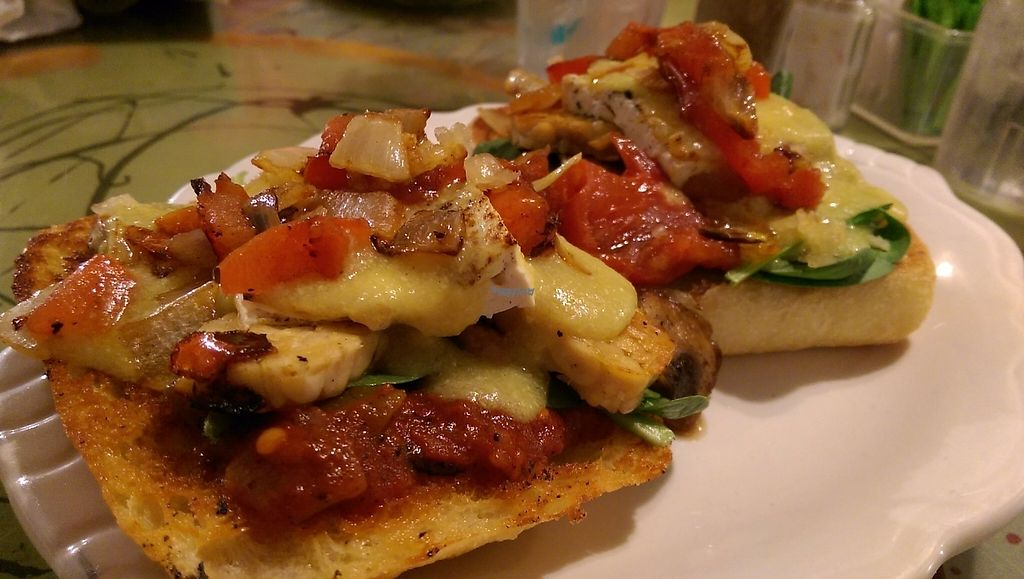 """Photo of Jack & Diane's   by <a href=""""/members/profile/TAMiller"""">TAMiller</a> <br/>Veggie Benedict (veganized) <br/> March 1, 2017  - <a href='/contact/abuse/image/87917/231546'>Report</a>"""