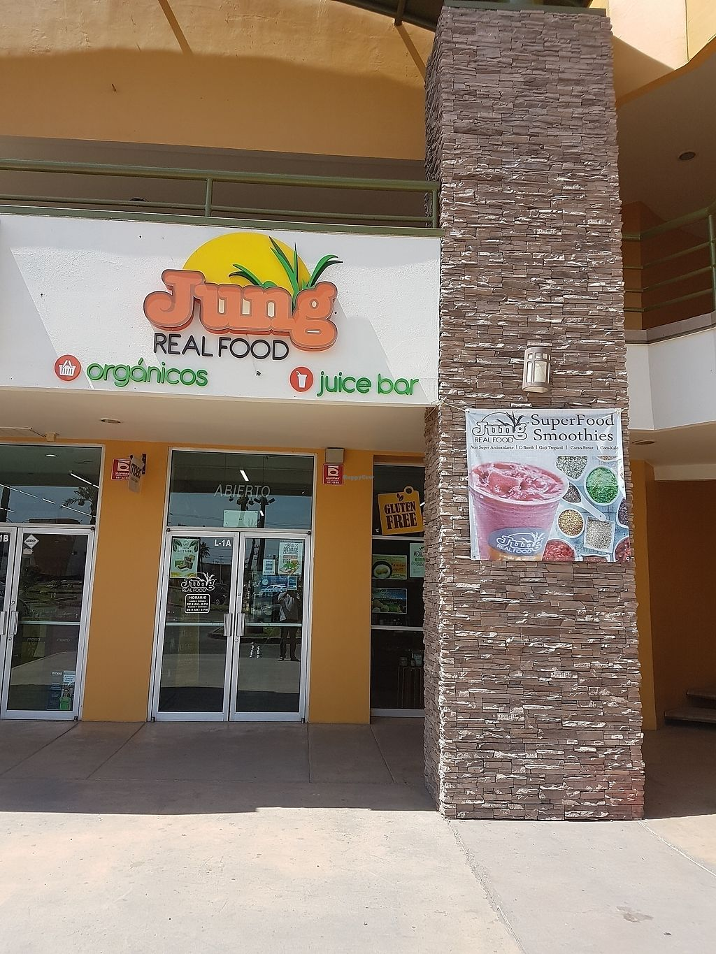 """Photo of Jung Real Food  by <a href=""""/members/profile/AlexValenzuela"""">AlexValenzuela</a> <br/>la puerta <br/> July 29, 2017  - <a href='/contact/abuse/image/87922/286045'>Report</a>"""