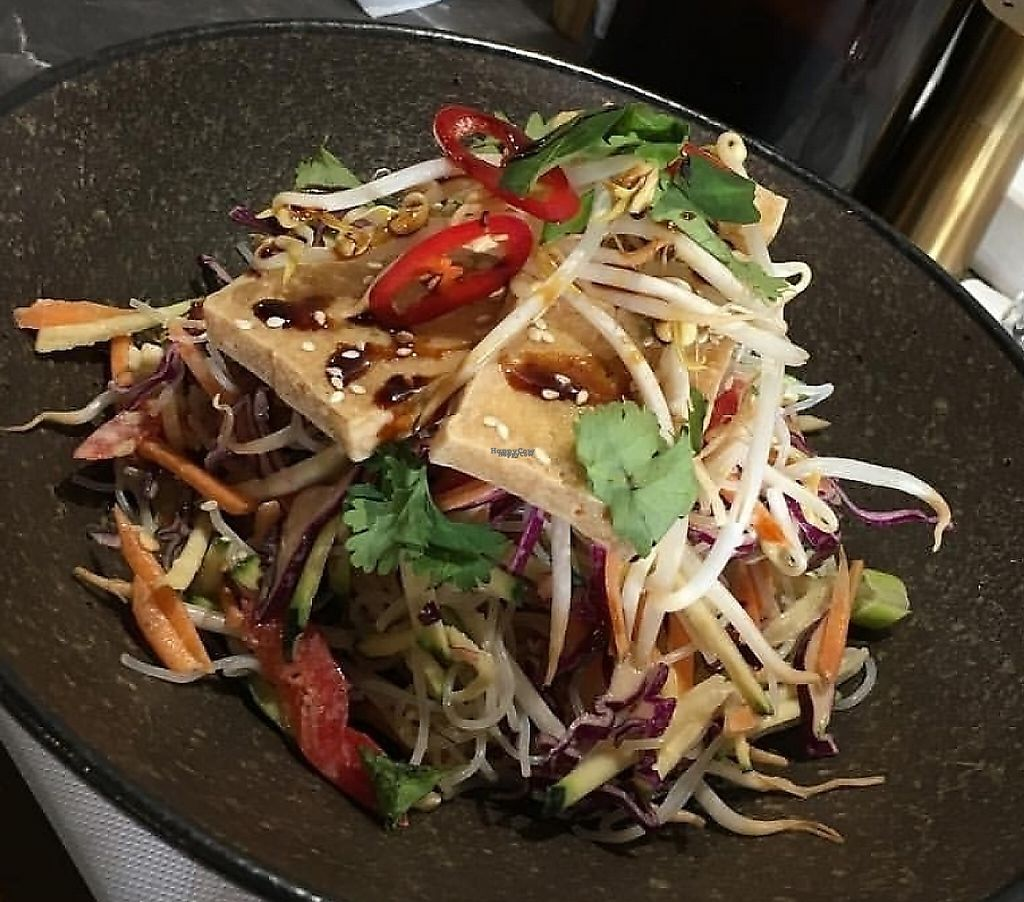 """Photo of Grounds of Society  by <a href=""""/members/profile/Buizy%20Bee"""">Buizy Bee</a> <br/>Raw Pad Thai <br/> March 1, 2017  - <a href='/contact/abuse/image/87927/256986'>Report</a>"""