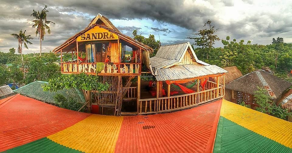 """Photo of Villa Sandra  by <a href=""""/members/profile/jonjonvillasandra"""">jonjonvillasandra</a> <br/>Part of Villa Sandra Guesthouse - watch amazing sunsets from the best viewpoint on the island! <br/> September 23, 2017  - <a href='/contact/abuse/image/87970/307296'>Report</a>"""