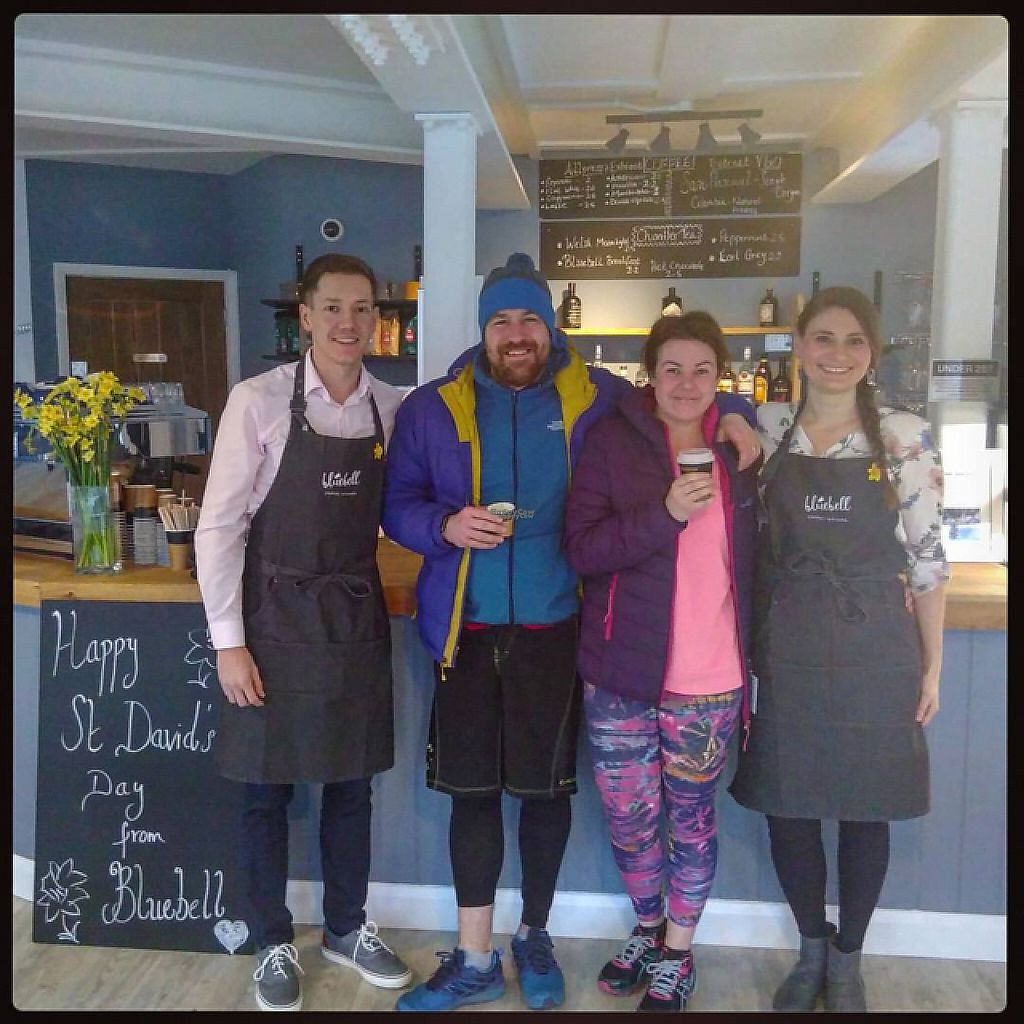 """Photo of Bluebell Coffee UK  by <a href=""""/members/profile/charclothier"""">charclothier</a> <br/>happy customers  <br/> March 2, 2017  - <a href='/contact/abuse/image/87982/231824'>Report</a>"""