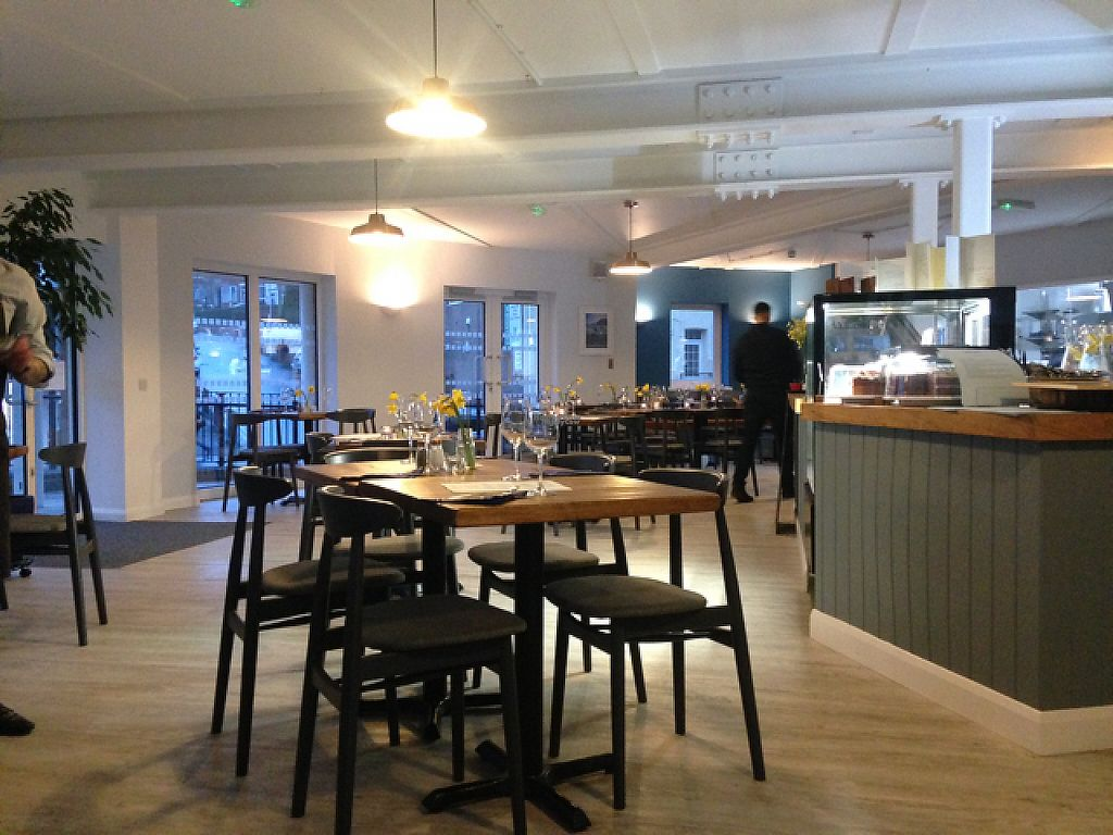 """Photo of Bluebell Coffee UK  by <a href=""""/members/profile/charclothier"""">charclothier</a> <br/>indoor seating  <br/> March 2, 2017  - <a href='/contact/abuse/image/87982/231832'>Report</a>"""