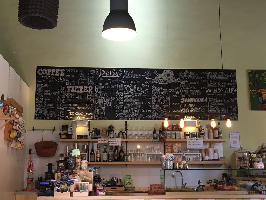 """Photo of Grinder Coffee Lab  by <a href=""""/members/profile/vegan.lisa"""">vegan.lisa</a> <br/>menu <br/> June 26, 2017  - <a href='/contact/abuse/image/87993/273609'>Report</a>"""