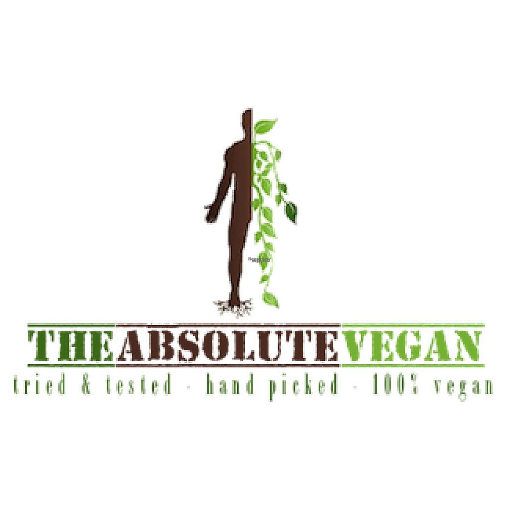 "Photo of The Absolute Vegan  by <a href=""/members/profile/Wolfmoon"">Wolfmoon</a> <br/>The Absolute Vegan logo - 100% vegan online shop in the suburbs of Durban  <br/> March 31, 2017  - <a href='/contact/abuse/image/88032/242961'>Report</a>"