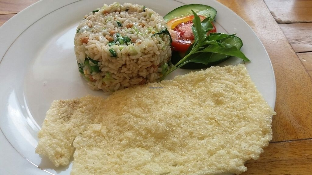 """Photo of Karuna Vittala Vegetarian  by <a href=""""/members/profile/amar245"""">amar245</a> <br/>Chinese fried rice  <br/> May 14, 2017  - <a href='/contact/abuse/image/88034/258610'>Report</a>"""