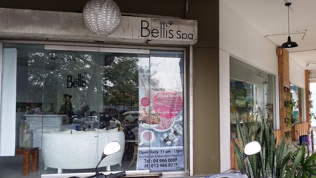 """Photo of Bellis Spa  by <a href=""""/members/profile/Shall"""">Shall</a> <br/>Bellis Spa store front <br/> March 6, 2017  - <a href='/contact/abuse/image/88036/233289'>Report</a>"""
