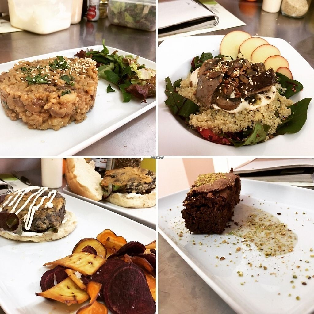 """Photo of Vegan Joe's  by <a href=""""/members/profile/VeganJoes"""">VeganJoes</a> <br/>Vegan Joe's weekly menu <br/> March 13, 2017  - <a href='/contact/abuse/image/88051/235978'>Report</a>"""