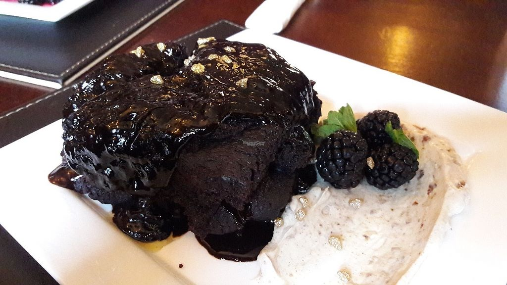 """Photo of The Castle Inn   by <a href=""""/members/profile/Veganolive1"""">Veganolive1</a> <br/>Mississippi mud pie <br/> March 3, 2017  - <a href='/contact/abuse/image/88054/232282'>Report</a>"""