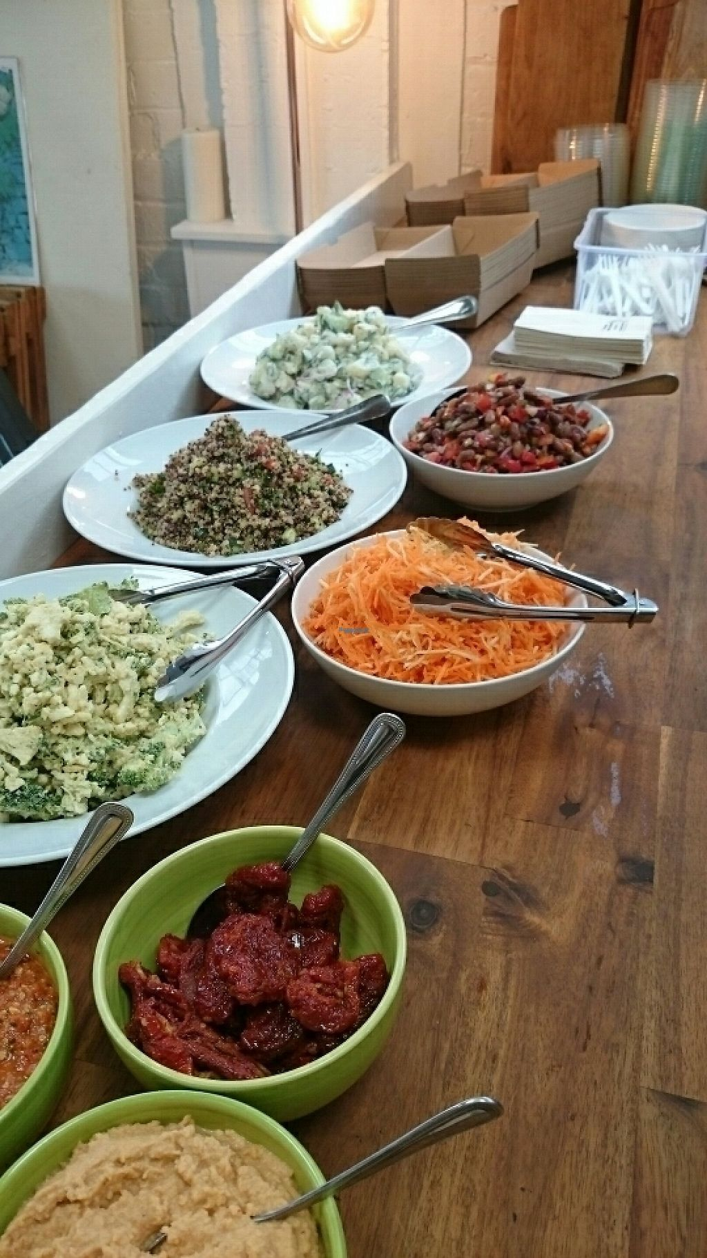 """Photo of The Art Kitchen  by <a href=""""/members/profile/srauth"""">srauth</a> <br/>Yummy salads  <br/> March 16, 2017  - <a href='/contact/abuse/image/88076/236919'>Report</a>"""