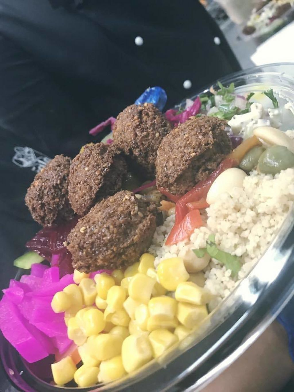 """Photo of Falafel Bar  by <a href=""""/members/profile/community"""">community</a> <br/>falafel  <br/> April 1, 2017  - <a href='/contact/abuse/image/88079/243488'>Report</a>"""
