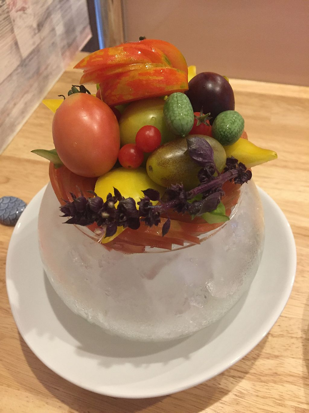 """Photo of LBK Craft  by <a href=""""/members/profile/JaimeHogan"""">JaimeHogan</a> <br/>Tomato Salad - straight from the farm <br/> July 19, 2017  - <a href='/contact/abuse/image/88083/282295'>Report</a>"""