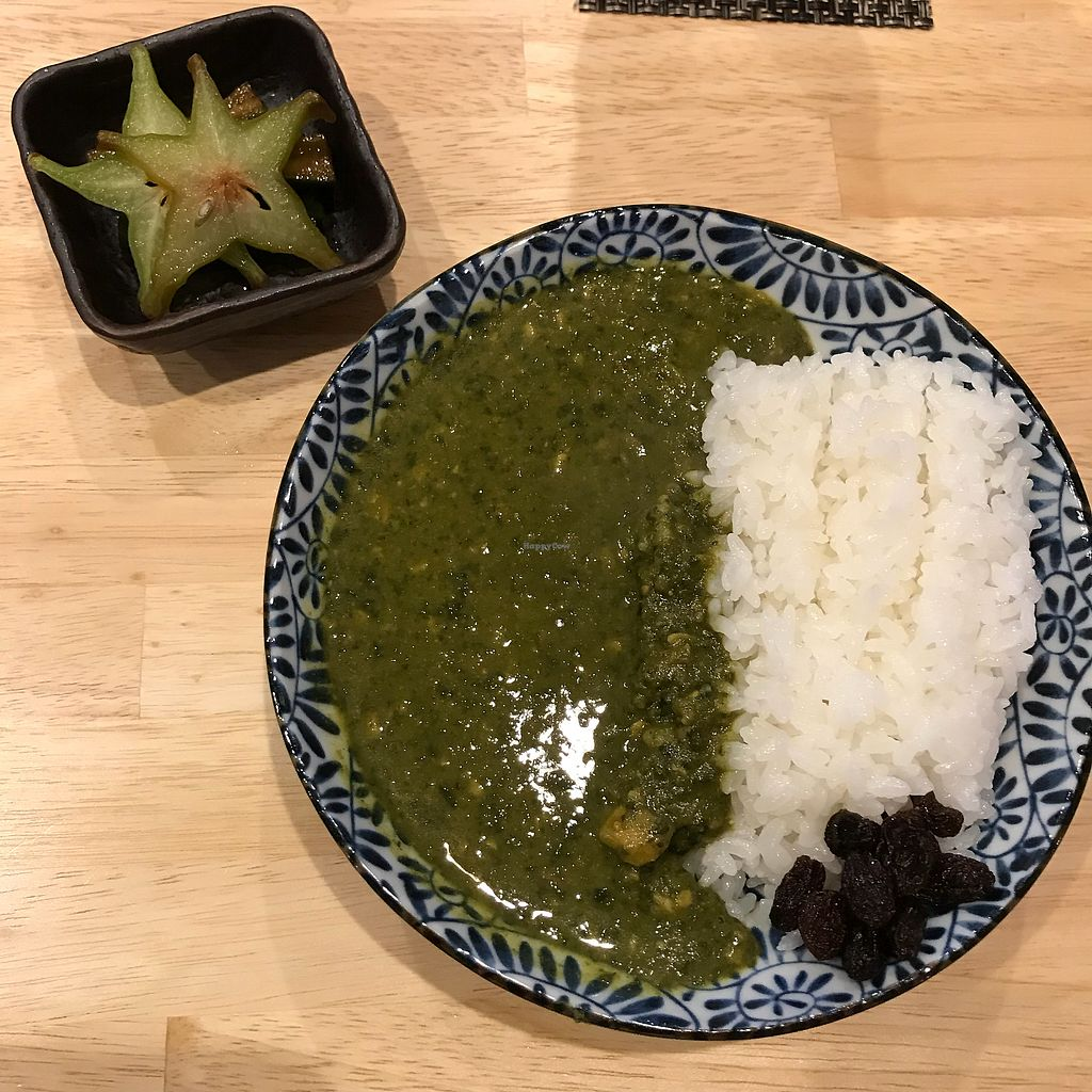 """Photo of LBK Craft  by <a href=""""/members/profile/Keito26"""">Keito26</a> <br/>Veg spinach & cashew curry! <br/> March 6, 2018  - <a href='/contact/abuse/image/88083/367345'>Report</a>"""