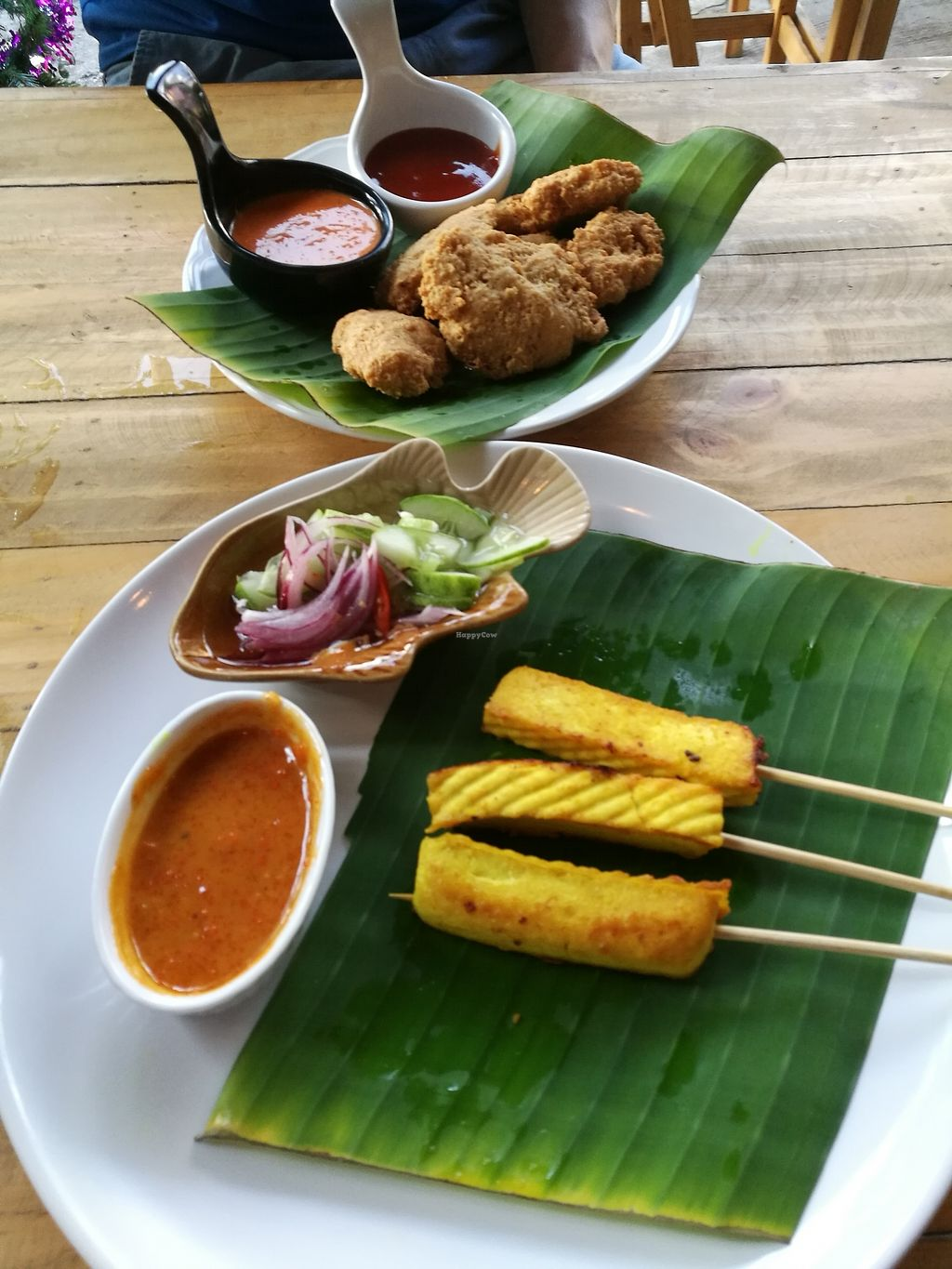 "Photo of Tofu  by <a href=""/members/profile/IlonaKotiranta"">IlonaKotiranta</a> <br/>Tofu nuggets and tofu satay <br/> December 12, 2017  - <a href='/contact/abuse/image/88087/334934'>Report</a>"
