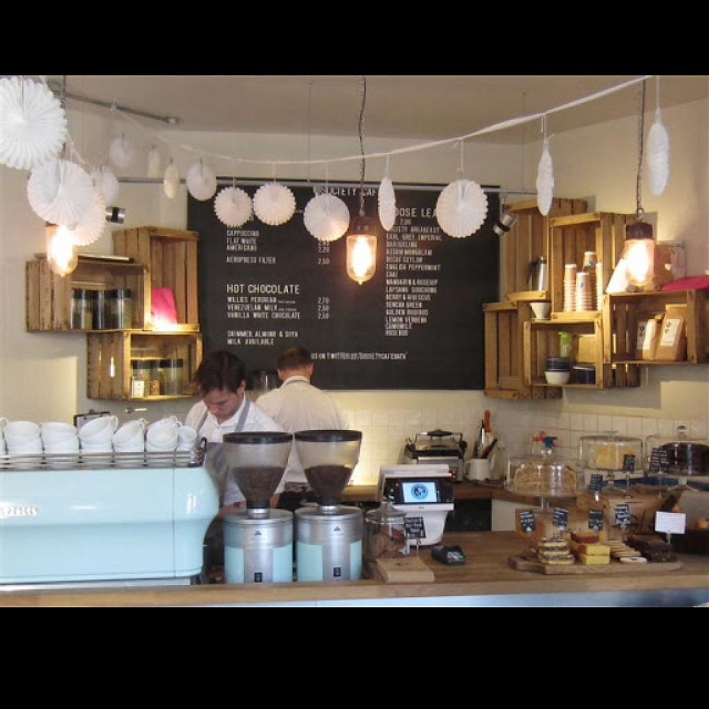 """Photo of Society Cafe - Kingsmead Square  by <a href=""""/members/profile/VeggieFromSpace"""">VeggieFromSpace</a> <br/>coffee <br/> April 19, 2017  - <a href='/contact/abuse/image/88091/249868'>Report</a>"""