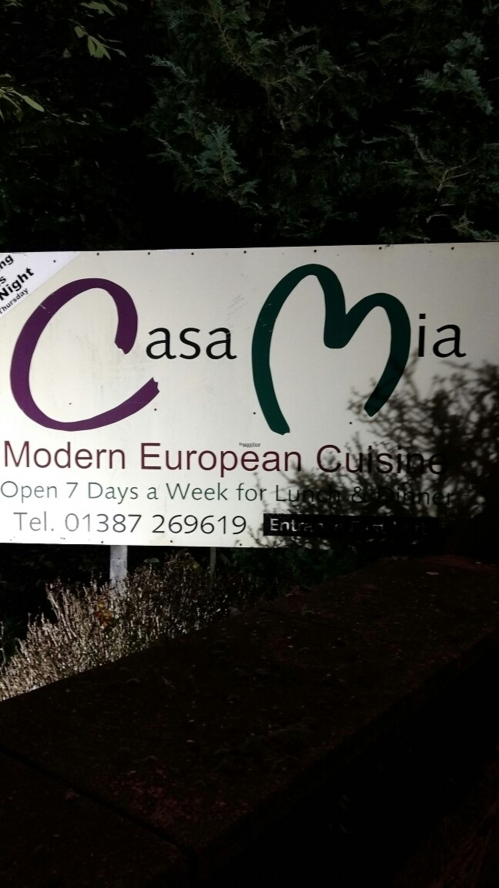 """Photo of Casa Mia  by <a href=""""/members/profile/craigmc"""">craigmc</a> <br/>hey ho <br/> March 5, 2017  - <a href='/contact/abuse/image/88103/233059'>Report</a>"""