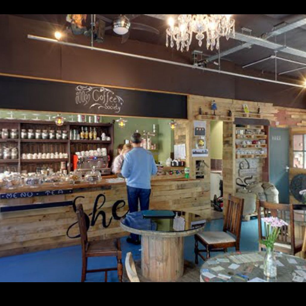 """Photo of She Coffee Lounge  by <a href=""""/members/profile/VeggieFromSpace"""">VeggieFromSpace</a> <br/>she interior <br/> April 19, 2017  - <a href='/contact/abuse/image/88116/249864'>Report</a>"""