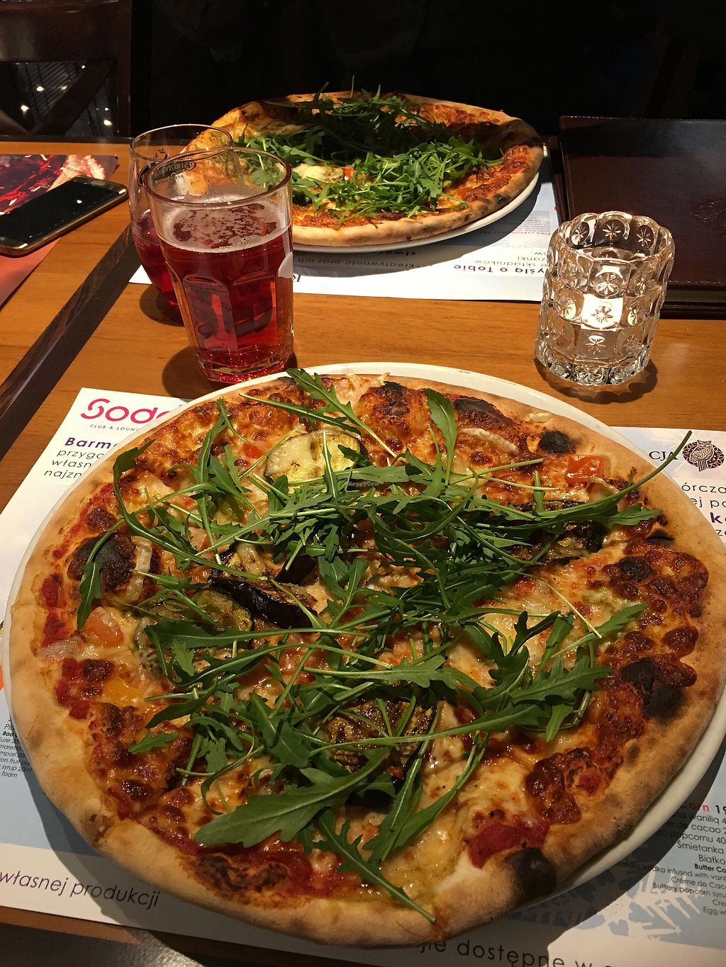 "Photo of Sowa  by <a href=""/members/profile/Elinavegan"">Elinavegan</a> <br/>Pizza  <br/> February 1, 2018  - <a href='/contact/abuse/image/88121/353599'>Report</a>"