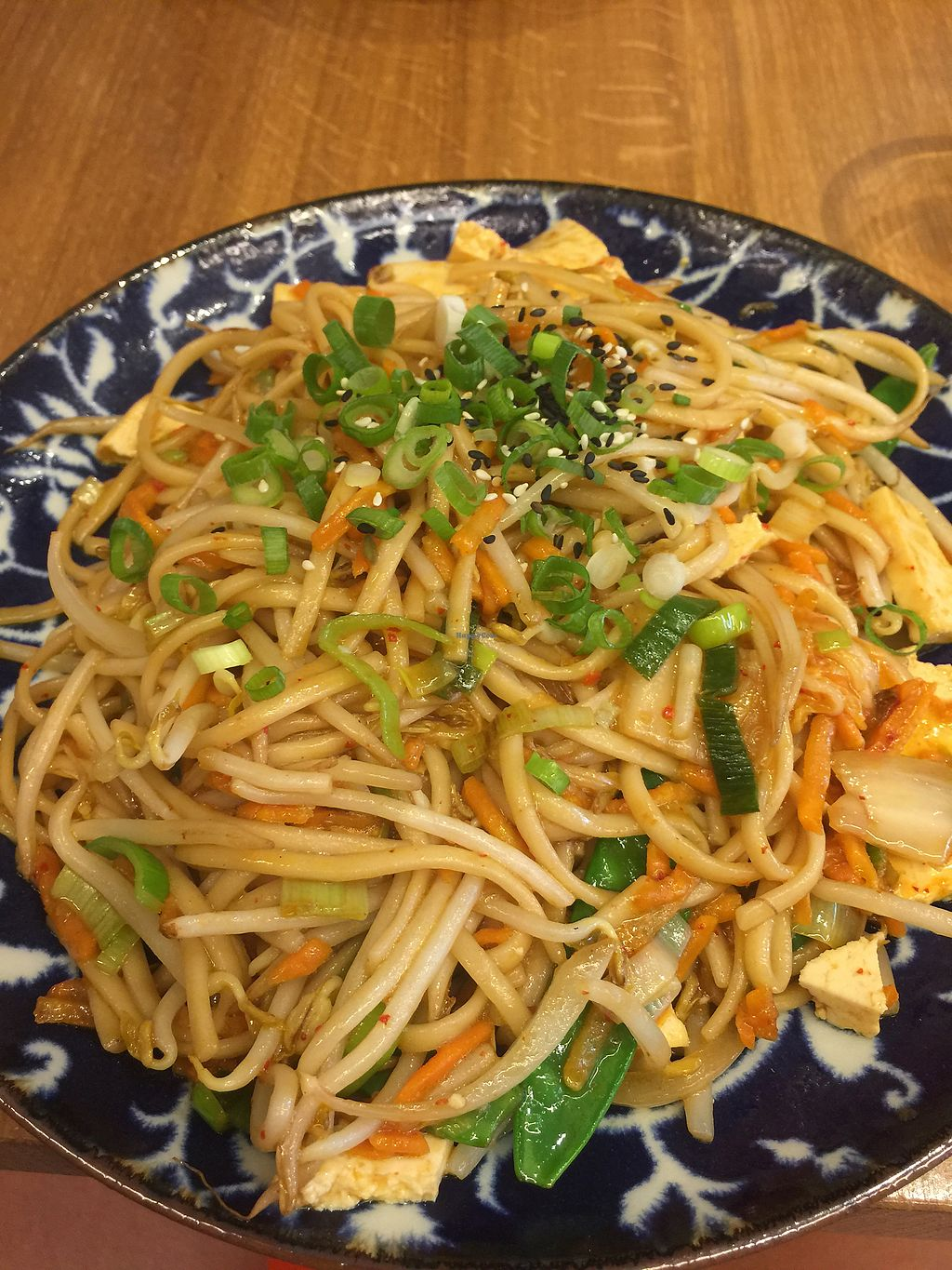 """Photo of Marco Polo Noodles  by <a href=""""/members/profile/Skye"""">Skye</a> <br/>vegan wok <br/> July 18, 2017  - <a href='/contact/abuse/image/88154/281885'>Report</a>"""