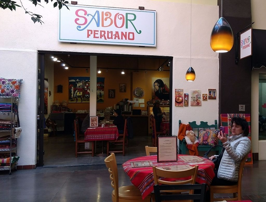 "Photo of Sabor Peruano  by <a href=""/members/profile/bduboff"">bduboff</a> <br/>Hall Seating 2 <br/> March 5, 2017  - <a href='/contact/abuse/image/88160/233184'>Report</a>"
