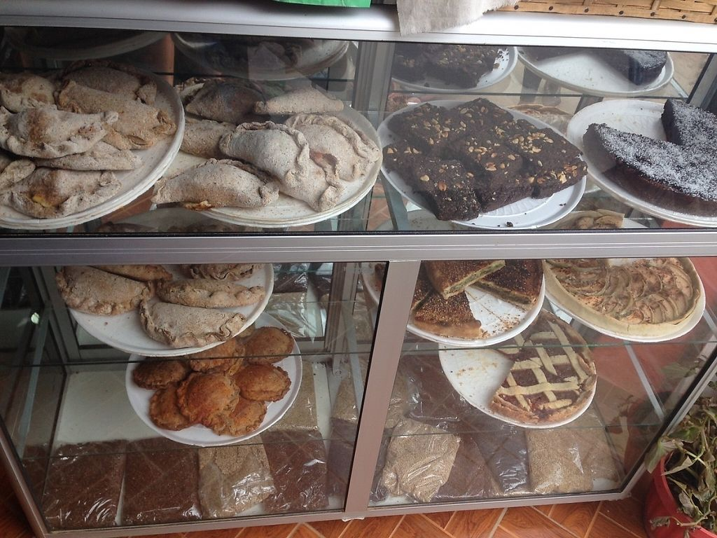 """Photo of Cafe Tango  by <a href=""""/members/profile/EmilyNoelle"""">EmilyNoelle</a> <br/>Empanadas that are vegetarian and pastries, some vegan.  <br/> March 5, 2017  - <a href='/contact/abuse/image/88167/233231'>Report</a>"""