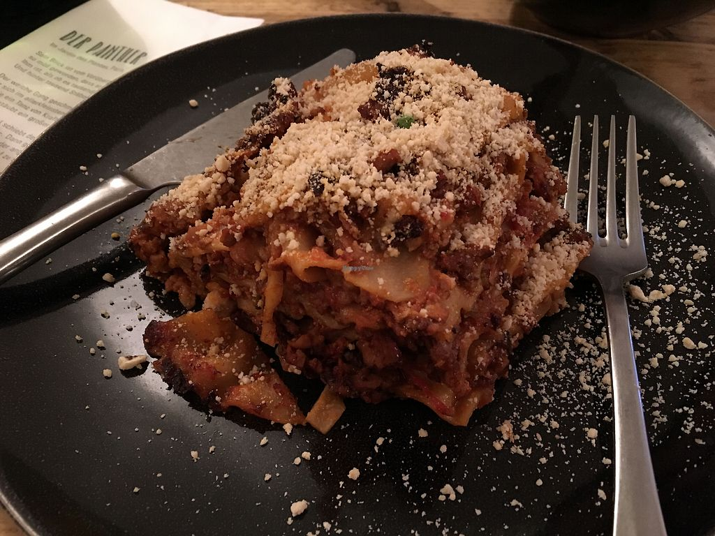 """Photo of SIGGIS  by <a href=""""/members/profile/Kleeblatt"""">Kleeblatt</a> <br/>Lasagne - ... looks great... tasted not so great <br/> January 2, 2018  - <a href='/contact/abuse/image/88182/342144'>Report</a>"""