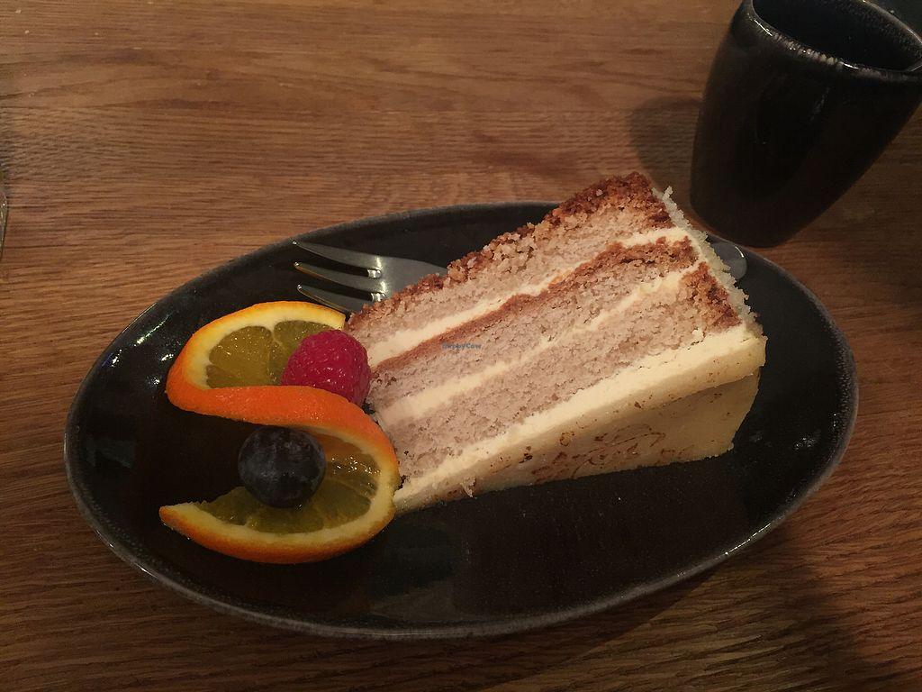 "Photo of SIGGIS  by <a href=""/members/profile/marcyeatsplants"">marcyeatsplants</a> <br/>Vanilla Cake ! <br/> January 11, 2018  - <a href='/contact/abuse/image/88182/345423'>Report</a>"