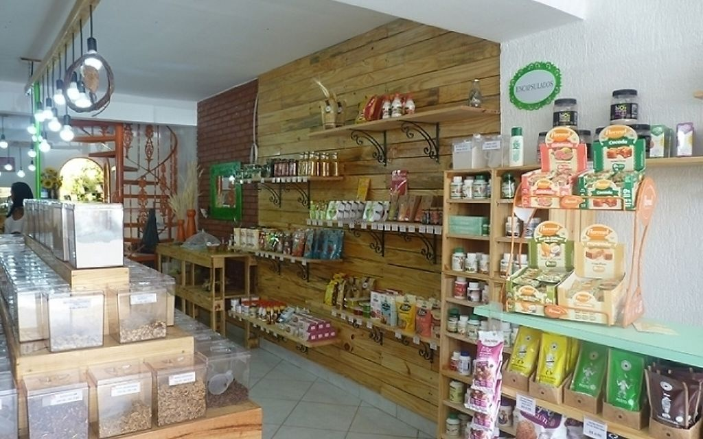 "Photo of Quinoa Real  by <a href=""/members/profile/GabrielMelo"">GabrielMelo</a> <br/>Interior loja <br/> March 6, 2017  - <a href='/contact/abuse/image/88195/233529'>Report</a>"
