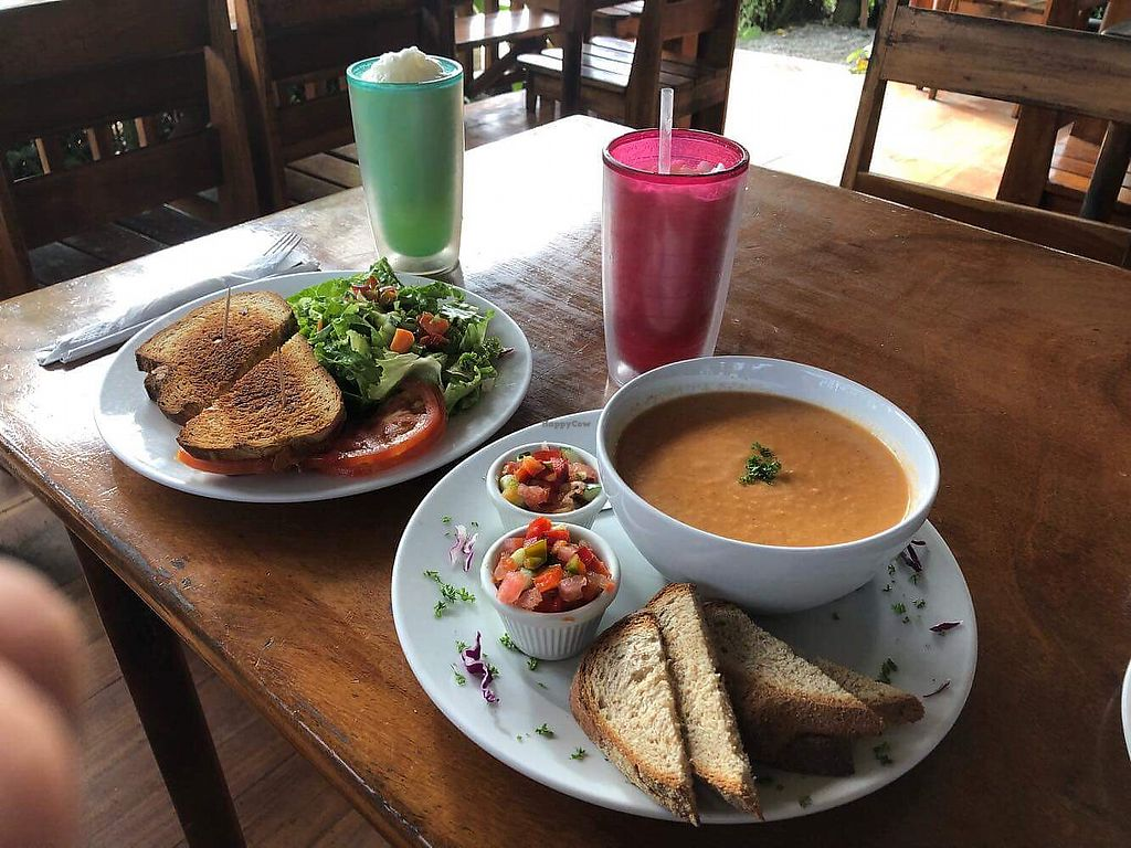 """Photo of Bread and Chocolate  by <a href=""""/members/profile/glamborous"""">glamborous</a> <br/>Yummy lunch <br/> February 7, 2018  - <a href='/contact/abuse/image/8819/356148'>Report</a>"""