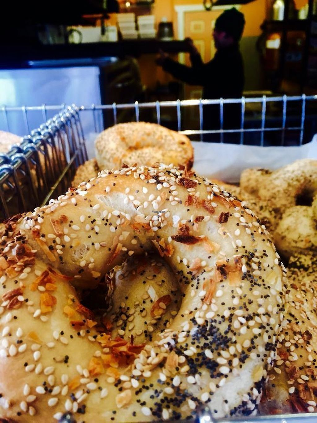 """Photo of Union Bagel Co.  by <a href=""""/members/profile/mollykatherine"""">mollykatherine</a> <br/>photo of the bagels from Union Bagel's Facebook page <br/> March 24, 2017  - <a href='/contact/abuse/image/88235/240074'>Report</a>"""