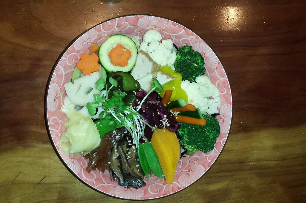 "Photo of Kiku Sushi  by <a href=""/members/profile/sportsoul"">sportsoul</a> <br/>Veggie Chirashi Special <br/> March 8, 2017  - <a href='/contact/abuse/image/88267/234113'>Report</a>"