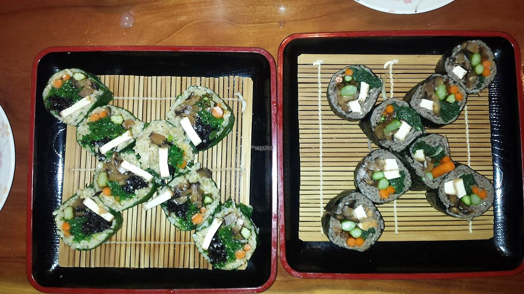 "Photo of Kiku Sushi  by <a href=""/members/profile/sportsoul"">sportsoul</a> <br/>Soba Sushi Roll