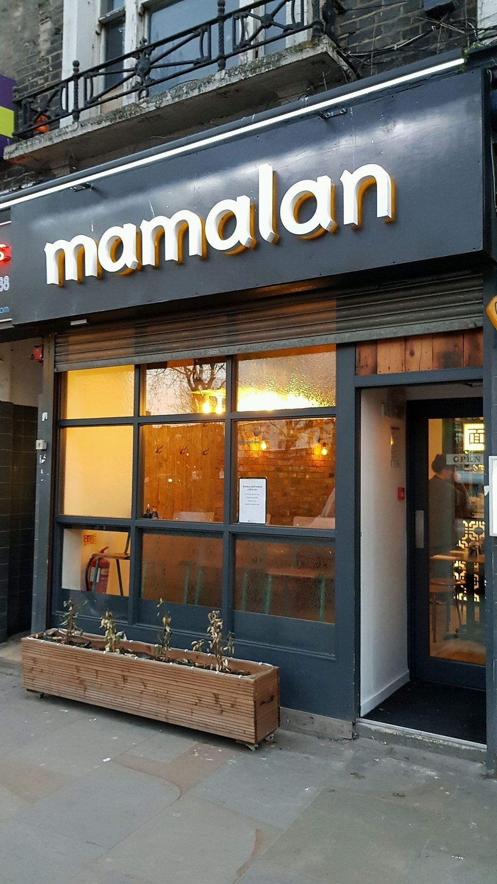 """Photo of mamalan - Clapham  by <a href=""""/members/profile/jollypig"""">jollypig</a> <br/>Outside <br/> March 19, 2018  - <a href='/contact/abuse/image/88268/373065'>Report</a>"""